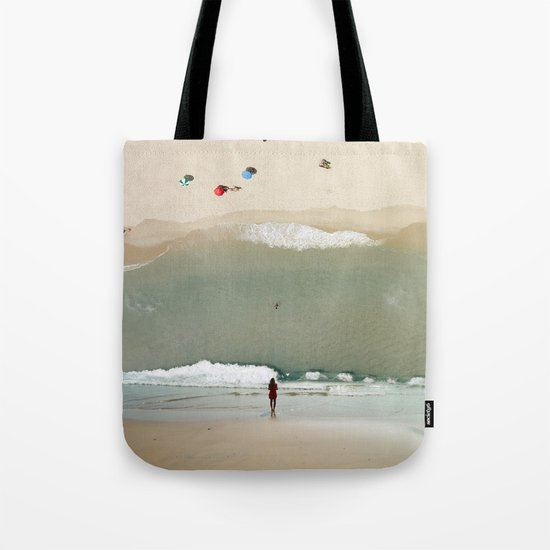 The Sky is Flat IV Tote Bag