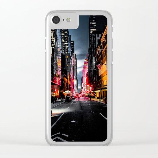 Gotham Clear iPhone Case