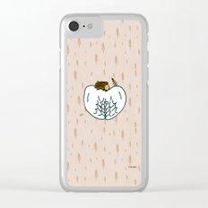 Virgo Clear iPhone Case