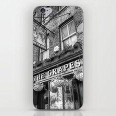 The Grapes Pub London iPhone & iPod Skin