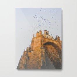 El Convento de San Esteban Metal Print