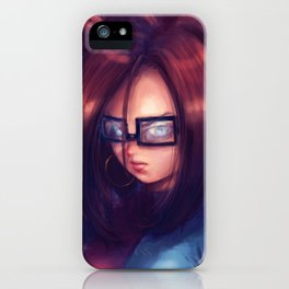 Android 21 iPhone Case