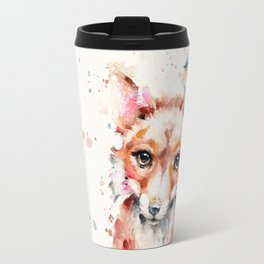 Little Fox Travel Mug
