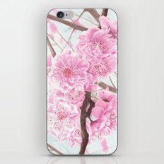 Blooming iPhone & iPod Skin