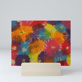 Raising Wildflowers Mini Art Print