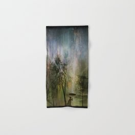 City Rain Hand & Bath Towel