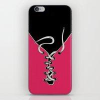shoe iPhone & iPod Skins featuring SHOE by Gal Ashkenazi