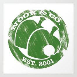 Nook & Co. Art Print
