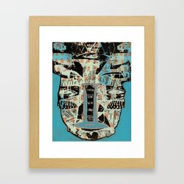 ascndmstr2 Framed Art Print