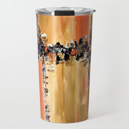 Forever Orange Travel Mug