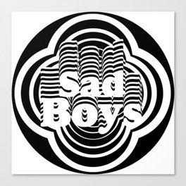 SAD BOYS Canvas Print