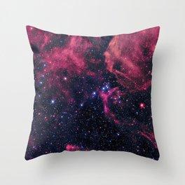 Supernova Remnant Throw Pillow