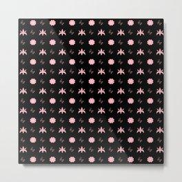 LV BlackPink Metal Print