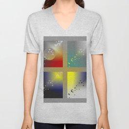 Colour source Unisex V-Neck