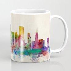Chicago City Skyline Mug