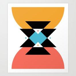 Minimalist Southwest Art Print