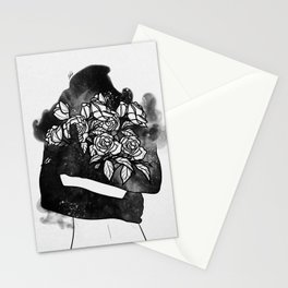 Leaving reality. Stationery Cards