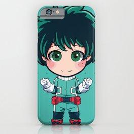 Midoriya Izuku Deku iPhone Case