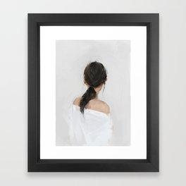 Dream of Beauty Framed Art Print