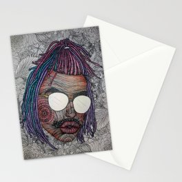 Androgynous Stationery Cards