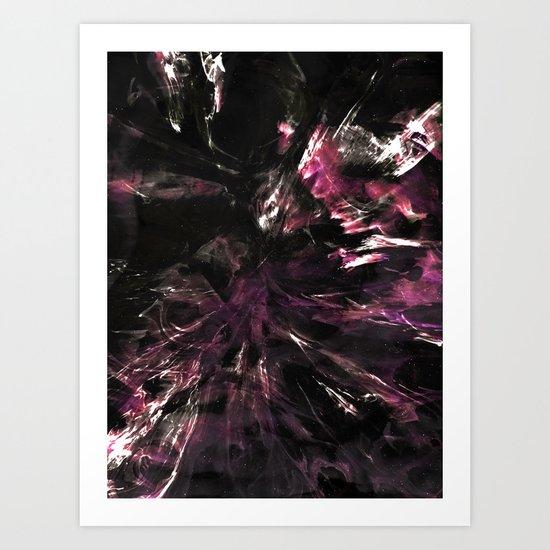 β² Chara Art Print