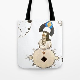 Seek and You Shall Find Tote Bag
