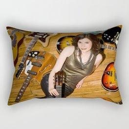 Guitars Rectangular Pillow