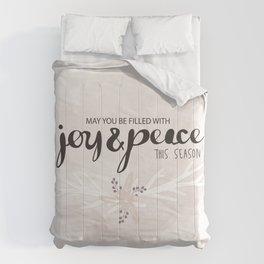 Joy & Peace Comforters