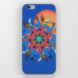 """ Desire "" iPhone Skin"