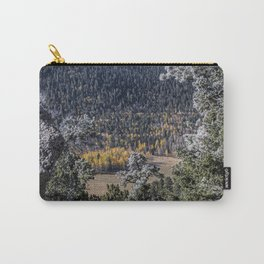 Gold in the Valley Carry-All Pouch