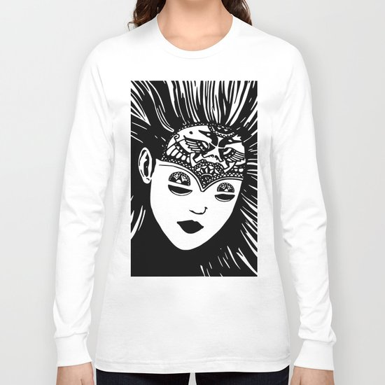 Get away from me (Sorceress) Long Sleeve T-shirt