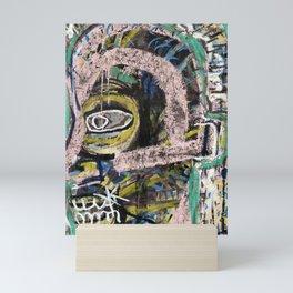 neoexpressionism Mini Art Print