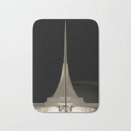 Milwaukee III Architecture by CALATRAVA   architect Bath Mat