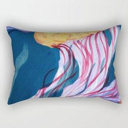 Sea Nettle Rectangular Pillow