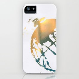 Shift your perspective iPhone Case