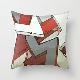 Grip Throw Pillow