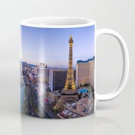 Las Vegas Strip Panorama Coffee Mug