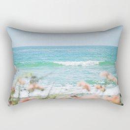Seablush Rectangular Pillow