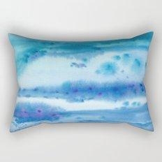 Nothing but Blue Skies Rectangular Pillow