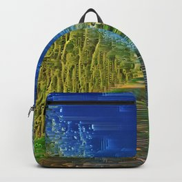 Natures Infusion. Backpack