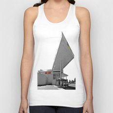 Googie pawn shop Unisex Tank Top