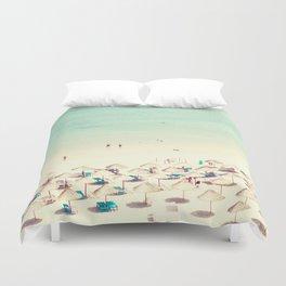 beach XVI Duvet Cover