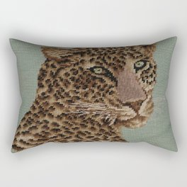 leopard Rectangular Pillow