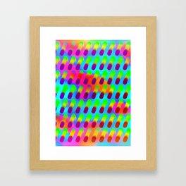 Raindrop 05 Framed Art Print