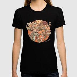Deer Smoke & Indian Paintbrush T-shirt