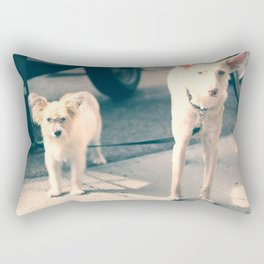 DOGGIES Rectangular Pillow