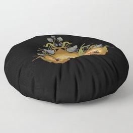 Faerie Floor Pillow