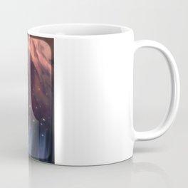 Under The Rainbow Sky Coffee Mug