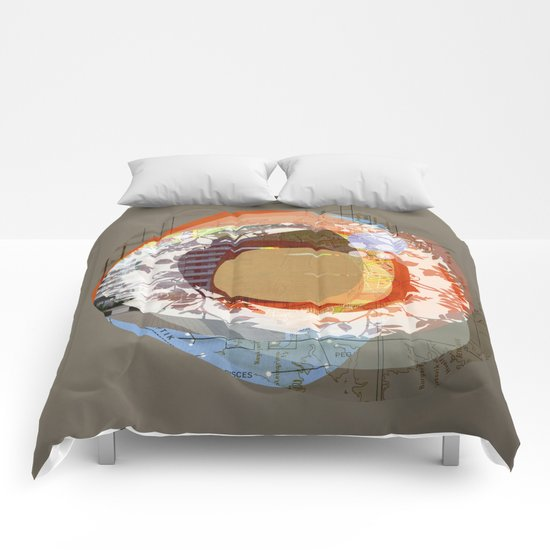 the abstract dream 19 Comforters