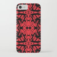 cracked iPhone & iPod Cases featuring Cracked by Katherine Farah
